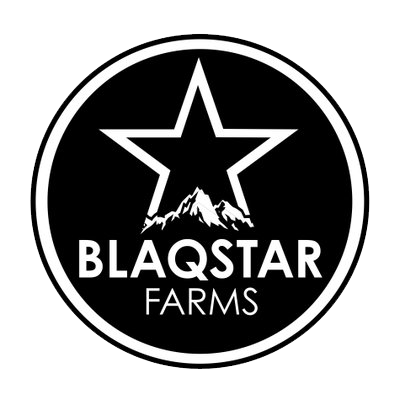 blaqstar farms logo